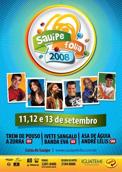 Sauipe Folia 2008