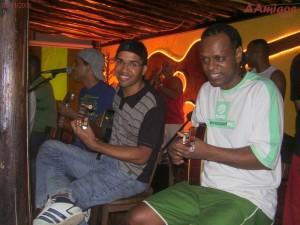 Bruno Sorriso e Thiaguinho do Exatasamba